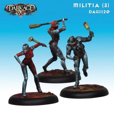 Forsaken Militia (3)