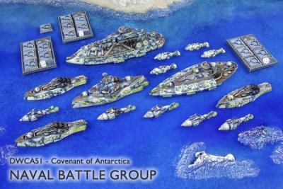 Covenant of Antarctica Naval Battle Group v2.0