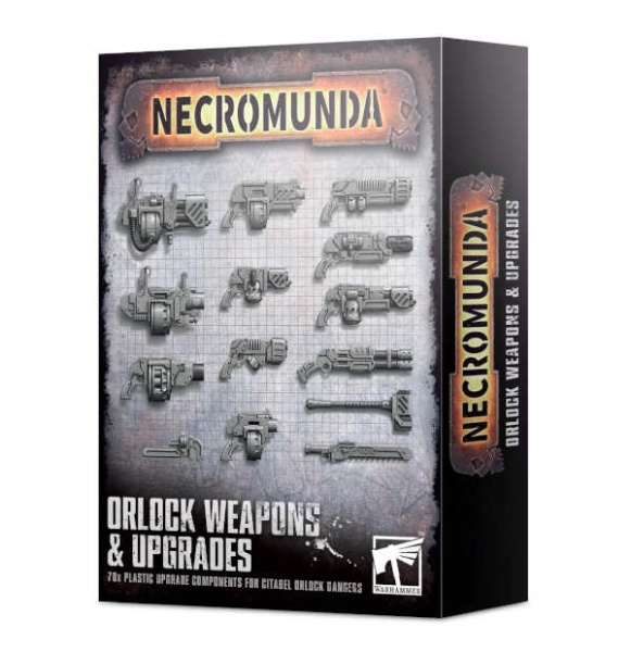 Necromunda: Orlock Weapons & Upgrades