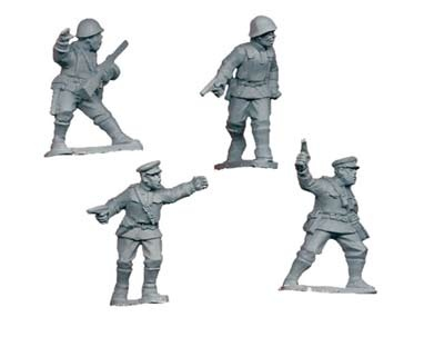 Russian Infantry Command (4)