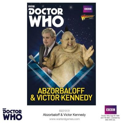Abzorbaloff & Victor Kennedy