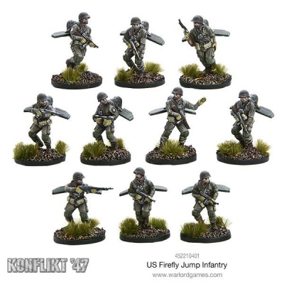 US Firefly Jump Infantry