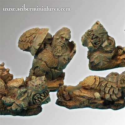 Celtic Ruins Terrain (5)