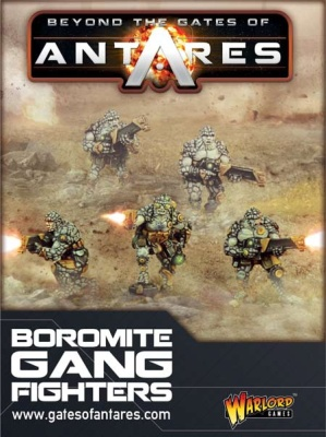 Boromite Gang Fighters (5)