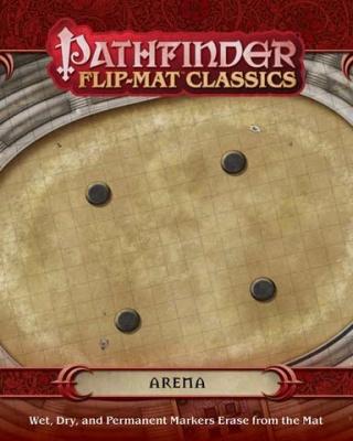 Pathfinder Flip Mat Classics: Arena