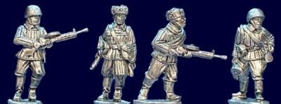 Soviet Riflemen LMG (4)