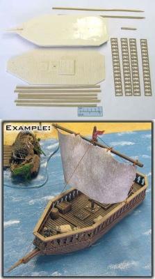 Schiffbausatz 1