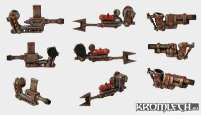 PA Mechanical Gun Arms (6)