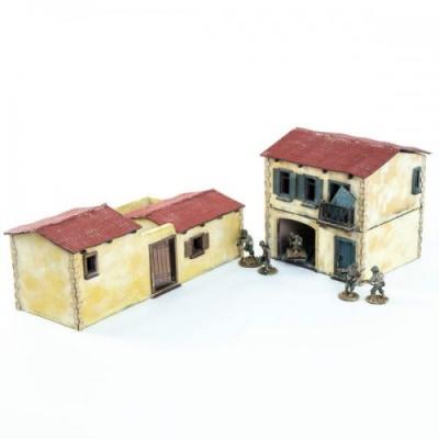 Farm Buildings set 1