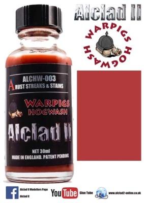 Alclad II HogWASH: Rust Streaks & Stains