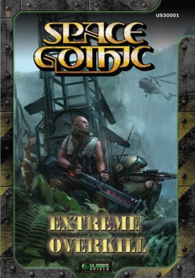 Space Gothic - Extreme Overkill