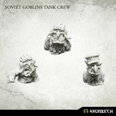 Soviet Goblins Tank Crew