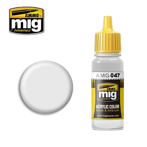 Satin White (17ml)