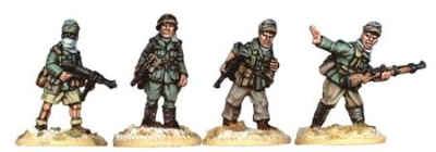 Deutches Afrika Korps Officers/ NCO (4)
