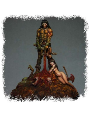 Conan The Barbarian (1/24)