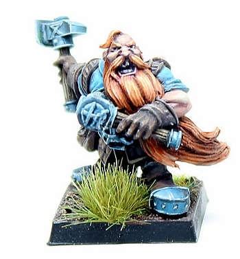 Dwarf Warrior #2