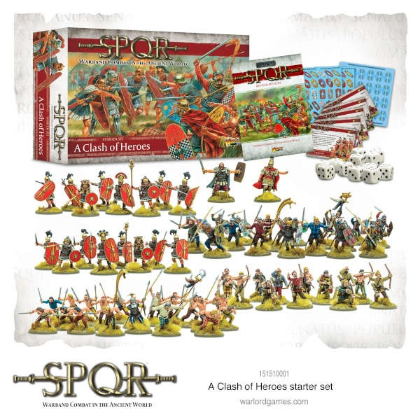 SPQR Gamebox