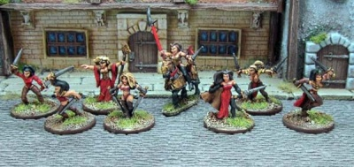 Blight Haven War Vixens
