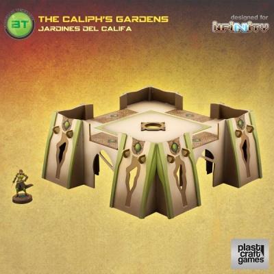 BOURAK The Caliph's Gardens