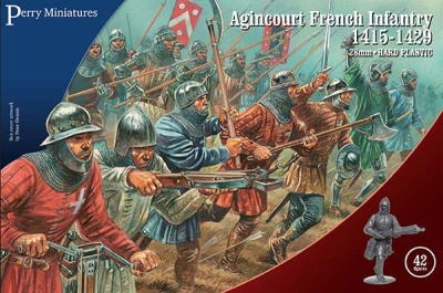 Agincourt French Infantry 1415-29 (42)