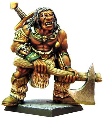 Halb Ork Champion