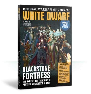 White Dwarf 028 Dezember 2018