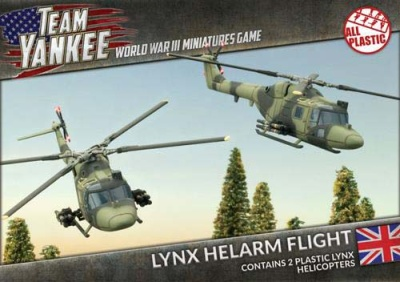 Lynx HELARM Flight (Plastic)