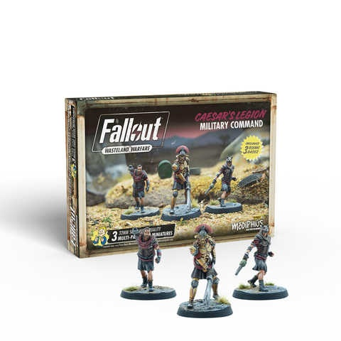 Fallout: Wasteland Warfare - Caesar's Legion: