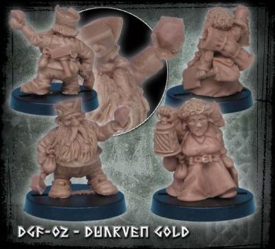 Dwarven Gold (2)
