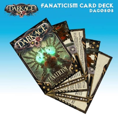 Dark Age: Fanaticism Deck