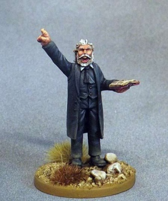 Rogues' Gallery - Reverend Johnson
