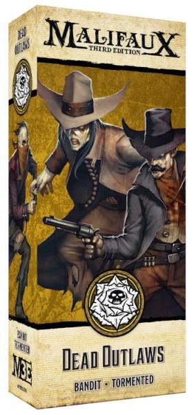 Malifaux (M3E): Dead Outlaws
