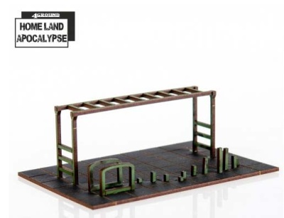 Play Park: Monkey Bars
