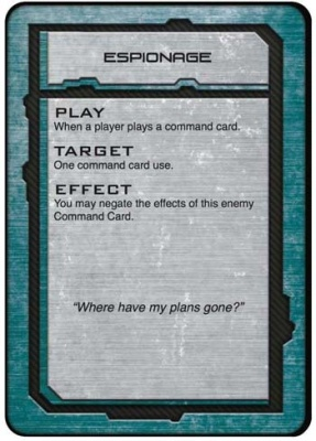 UCM Command Cards (english)