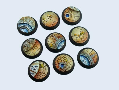 Arcane Bases, WRound 30mm (5)
