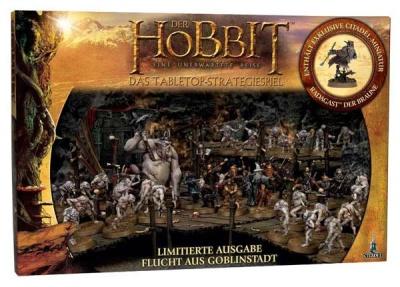 Der Hobbit: Flucht aus Goblinstadt - Limited Edition (OOP)