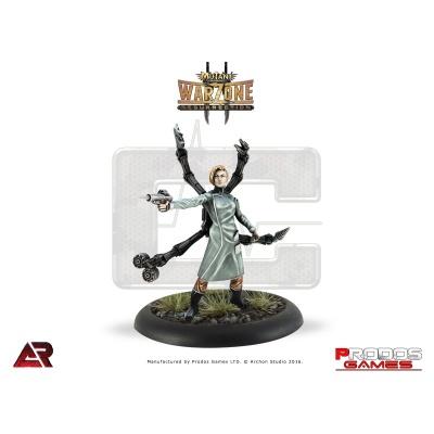 Dr Diana-Commander