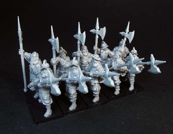 Gryphon Halberdiers (10)