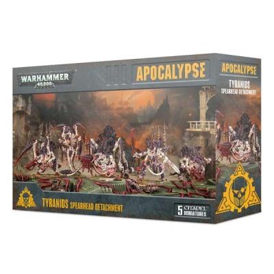 Apocalypse Datasheets: Tyranids ENGLISCH
