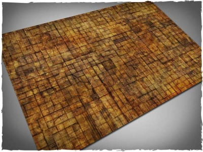 Game Mat - Underhive 4x4