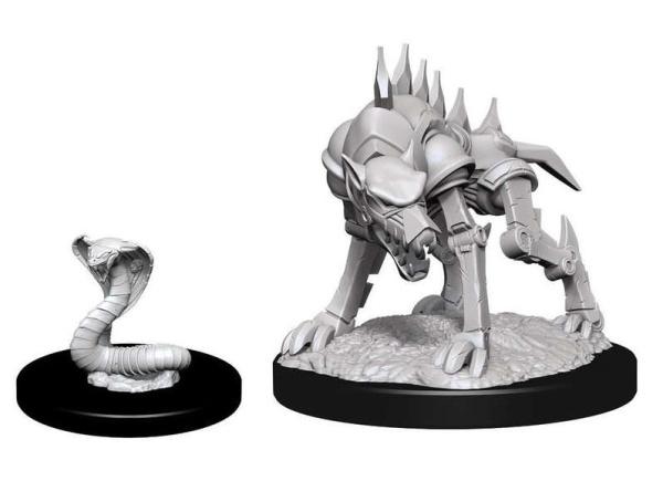 Iron Cobra & Iron Defender