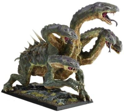 Tygandr, Hydra of Khthon