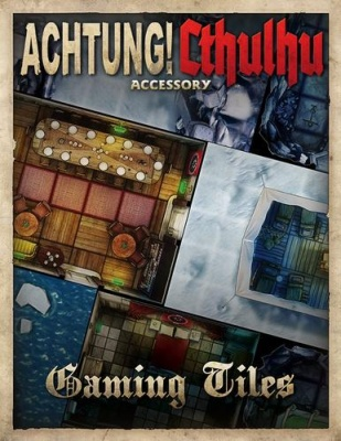 Achtung!Cthulhu - Gaming Tiles