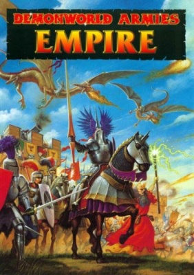 Demonworld Armies- Empire