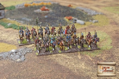 Boyar Sons Cavalry with Spears (OOP)