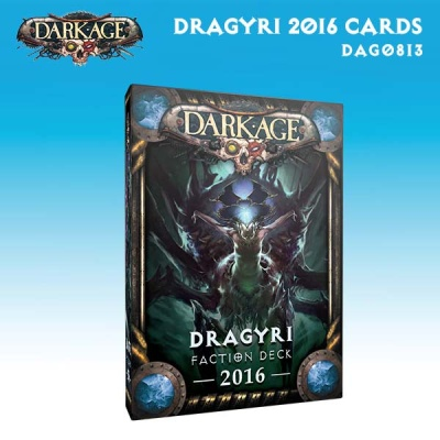 Dark Age Faction Deck - Dragyri Card Pack 2016