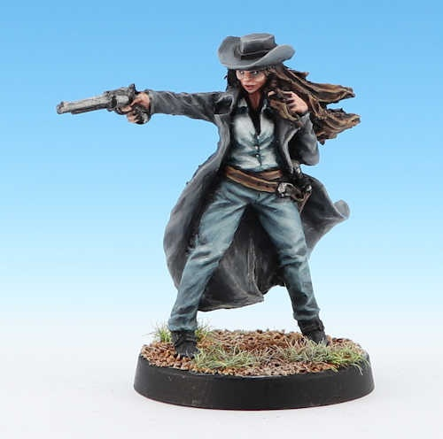 William Zanzinger (Mounted)