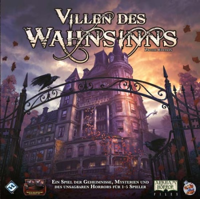 Villen des Wahnsinns 2. Edition (dt.)
