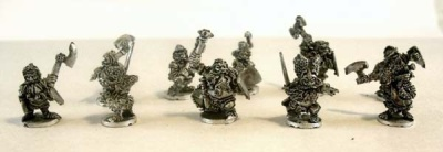 Blight Haven Dwarf Clan Warriors
