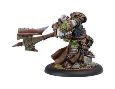 Trollblood Epic Warlock Madrak Ironhide, World Ender